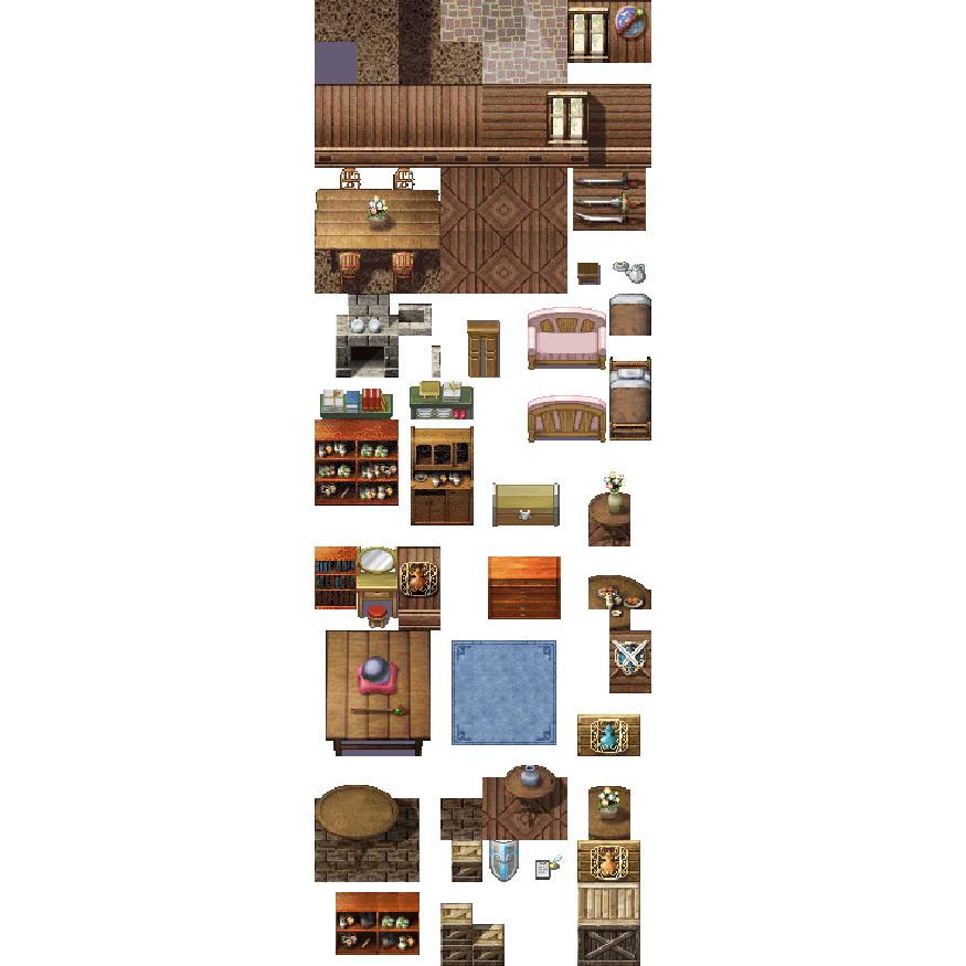 素材-地图素材1 | 66rpg